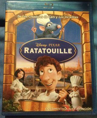 Caratula y caja de Ratatouille