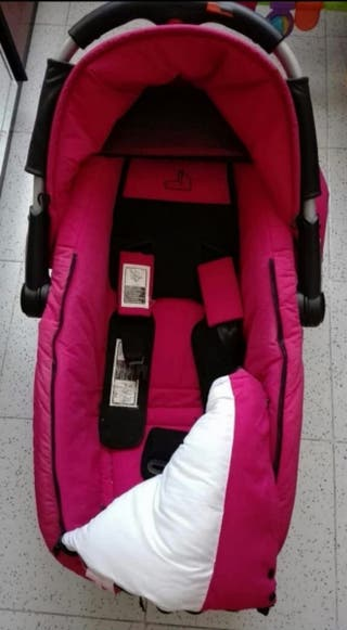 silla coche bebé