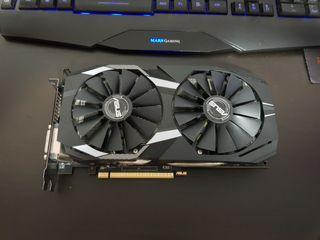 Tarjeta gráfica AMD ASUS RX 580