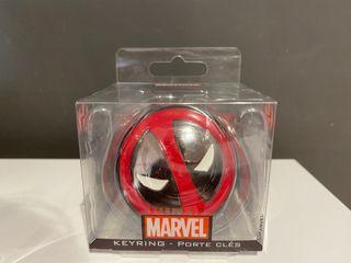 Llavero metal Deadpool Marvel