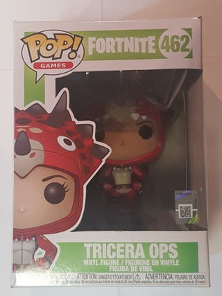 Pop Fortnite 462 Tricera Ops.
