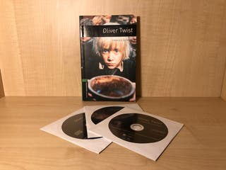 "Libro en inglés ""Oliver Twist"""