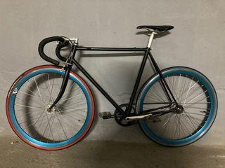 Bicicleta de piñón fijo