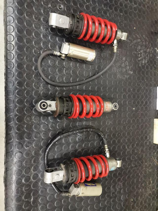 Amortiguador CBR F2 Y F3