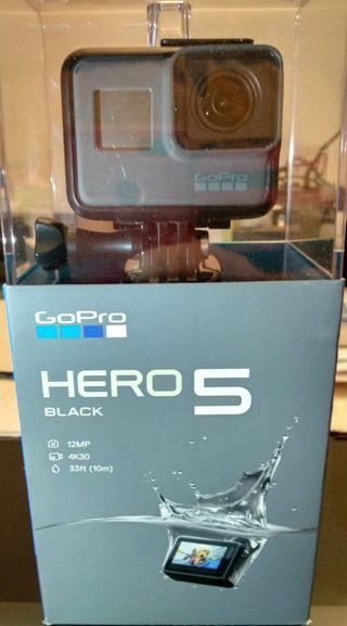 Camara deportiva GoPro 5 Black
