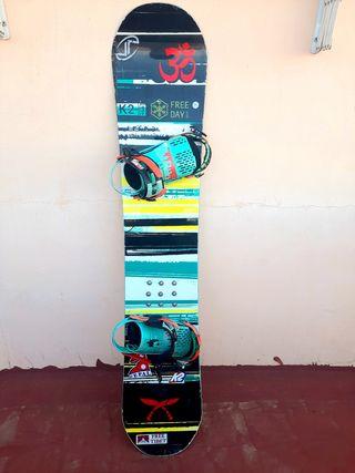 Snowboard K2 wide