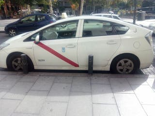 venta de licencia de taxi madrid