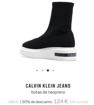Botas Calvin Klein