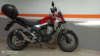 VENDO HONDA CB 500 X