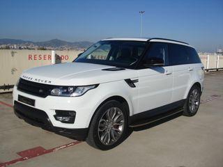 Land Rover Range Rover Sport HSE 7 PLAZAS