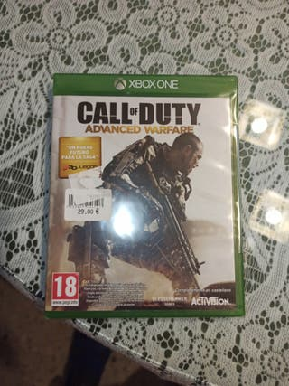 Calle of duty Xbox one