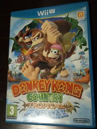 Donkey Kong wiiU