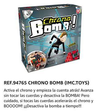 Juego Chrono Bomb!