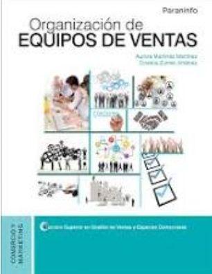 Organización de equipos de venta PDF