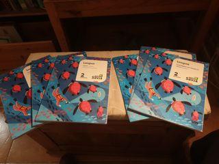 Libros y cuadernillos 2 ° Primaria
