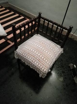 sillas 2 torneadas,