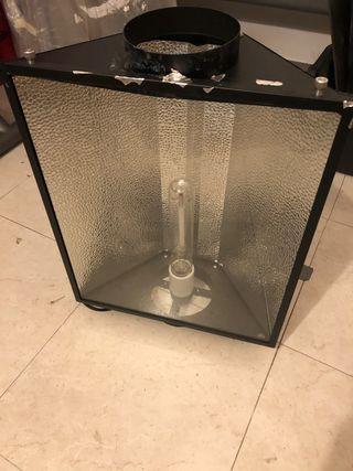 Reflector refrigerado 600w