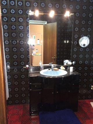 Mueble + espejo de baño
