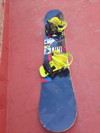 snowboard Salomon wide