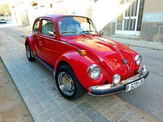 Volkswagen escarabajo 1300 CC. 1974.