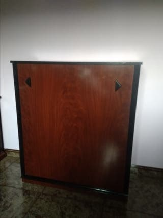 mueble aparador (cama plegable)