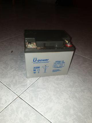 bateria para placa solar