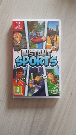 Juego Instant Sports