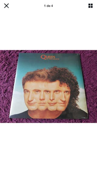 Vinilo Queen (Nuevo) The Miracle
