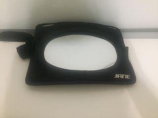 Espejo retrovisor con funda tablet Jané