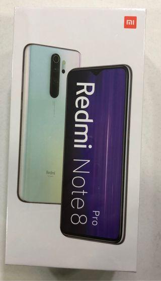 Oferta Redmi Note 8 pro precintado