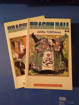 Dragon Ball. Nro. 32 y 33