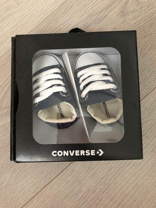 Zapatos Converse bebé