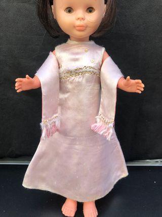 Muñeca nancy vestido puesta de largo