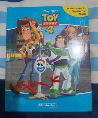 Libro juego Toy Story 4