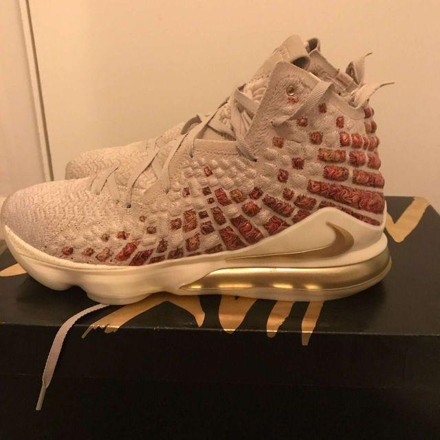 LeBron 17s Harlem Fashion