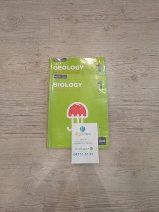 Biology and Geology Oxford 1°ESO