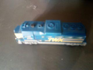 maquina de tren twx