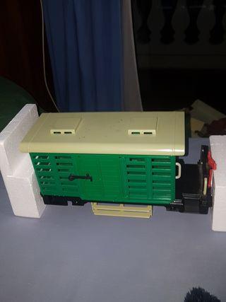 tren Playmobil 4101
