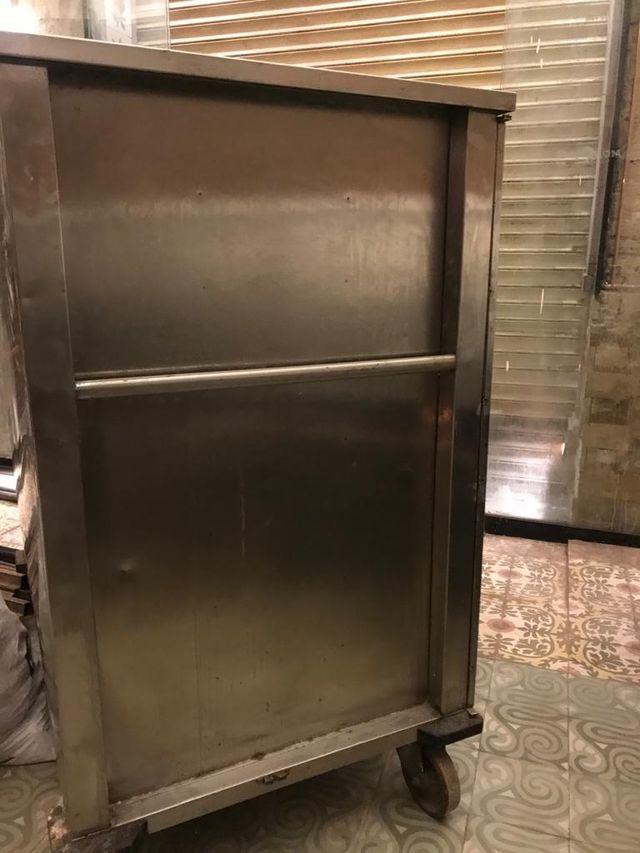 armario fermentadora de panderia