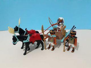 Playmobil egipcio biga