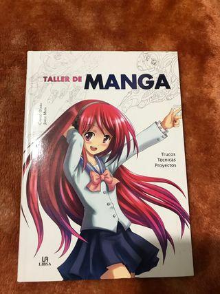 Libro Taller de Manga