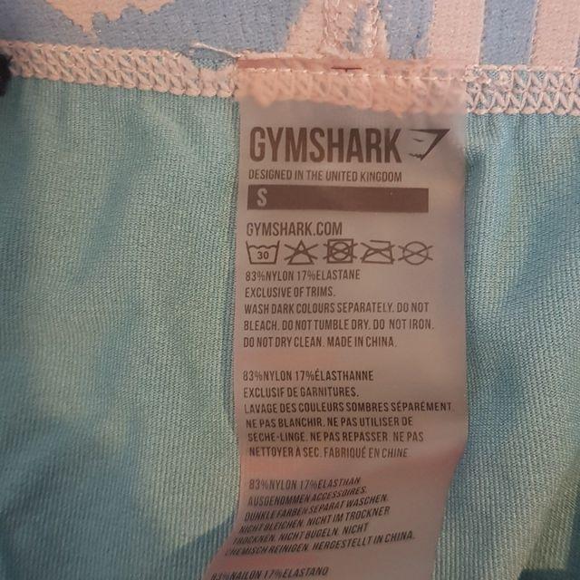 Blue Gymshark Leggings