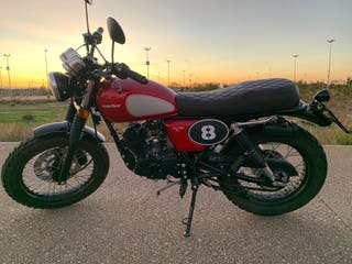 Moto 125 Macbor