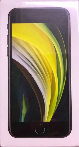 Iphone Se 2020 de 64gbnegro precintado