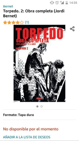 torpedo obras completas vol. 3