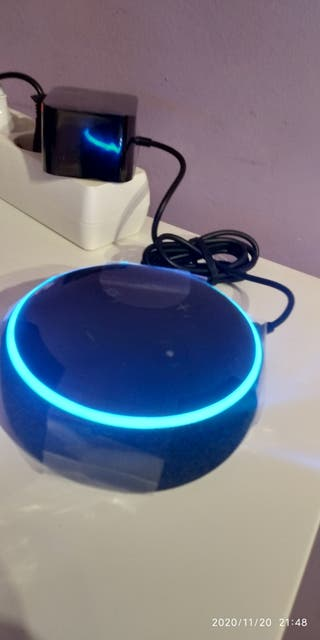 Altavoz inteligente Alexa - Amazon Echo Dot (3Ed.)