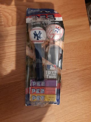 Dispensador Pez New York Yankees