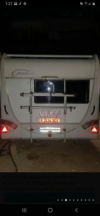 CARAVANA DHETLLEFS VIP EMOTION 595