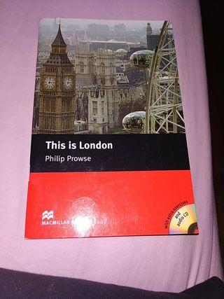 libro lectura en inglés, This os London