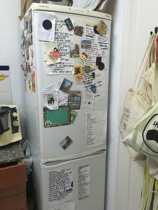 Regalo nevera frigorífico